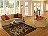 Jaipur Beige Hand Knotted 40 X 511  Area Rug 100-15634 Thumb 5