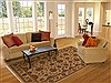 Ziegler Beige Hand Knotted 61 X 811  Area Rug 250-16034 Thumb 4