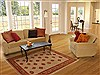 Gabbeh Beige Hand Knotted 40 X 63  Area Rug 250-16158 Thumb 5