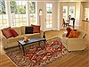 Kazak Red Hand Knotted 64 X 93  Area Rug 250-16663 Thumb 4