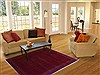 Gabbeh Orange Hand Knotted 410 X 68  Area Rug 250-16878 Thumb 5
