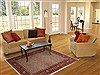 Mood Beige Hand Knotted 49 X 79  Area Rug 250-17367 Thumb 4