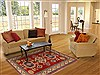 Kazak Red Hand Knotted 43 X 62  Area Rug 250-17375 Thumb 5