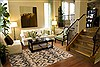 Modern Multicolor Hand Knotted 80 X 103  Area Rug 250-17742 Thumb 3