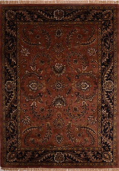 "Jaipur Purple Hand Tufted 8'0"" X 11'0""  Area Rug 100-18202"