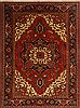 Sarough Persian Runner  2' 8 x 8' 10  Excellent  Red