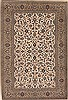 Kashan Blue Hand Knotted 68 X 100  Area Rug 250-19274 Thumb 0