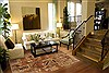Patchwork Multicolor Hand Knotted 81 X 101  Area Rug 250-19347 Thumb 3