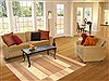 Gabbeh Beige Hand Knotted 50 X 611  Area Rug 250-20728 Thumb 5
