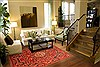Bakhtiar Red Hand Knotted 611 X 105  Area Rug 100-20737 Thumb 3