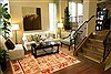 Modern Brown Hand Knotted 80 X 101  Area Rug 100-20742 Thumb 3