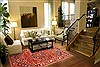 Bakhtiar Red Hand Knotted 70 X 102  Area Rug 100-20806 Thumb 3