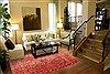 Bakhtiar Red Hand Knotted 68 X 101  Area Rug 100-20812 Thumb 3