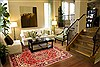 Bakhtiar Red Hand Knotted 71 X 104  Area Rug 100-20821 Thumb 3