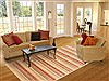 Gabbeh Beige Hand Knotted 67 X 911  Area Rug 250-21067 Thumb 2