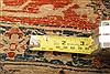 Isfahan Beige Hand Knotted 81 X 122  Area Rug 100-21200 Thumb 1