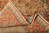 Isfahan Beige Hand Knotted 81 X 122  Area Rug 100-21200 Thumb 3
