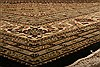 Tabriz Brown Hand Knotted 80 X 100  Area Rug 100-21248 Thumb 11