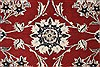 Nain Red Hand Knotted 910 X 130  Area Rug 250-21391 Thumb 17