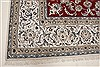 Nain Red Hand Knotted 910 X 130  Area Rug 250-21391 Thumb 19