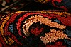 Bakhtiar Red Hand Knotted 89 X 124  Area Rug 100-21422 Thumb 1
