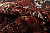 Bakhtiar Red Hand Knotted 89 X 124  Area Rug 100-21422 Thumb 2