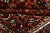 Bakhtiar Red Hand Knotted 89 X 124  Area Rug 100-21422 Thumb 3