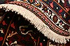 Bakhtiar Red Hand Knotted 89 X 124  Area Rug 100-21422 Thumb 4