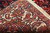 Bakhtiar Red Hand Knotted 82 X 115  Area Rug 100-21427 Thumb 6