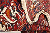 Bakhtiar Red Hand Knotted 82 X 115  Area Rug 100-21427 Thumb 11