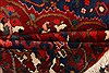 Bakhtiar Red Hand Knotted 82 X 115  Area Rug 100-21427 Thumb 13