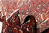 Bakhtiar Red Hand Knotted 82 X 115  Area Rug 100-21427 Thumb 15