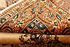 Bakhtiar Yellow Hand Knotted 85 X 118  Area Rug 100-21436 Thumb 4