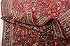 Mashad Red Hand Knotted 85 X 116  Area Rug 100-21440 Thumb 6