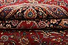 Mashad Red Hand Knotted 85 X 116  Area Rug 100-21440 Thumb 7