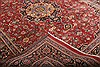 Mashad Red Hand Knotted 85 X 116  Area Rug 100-21440 Thumb 10