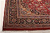 Mashad Red Hand Knotted 85 X 116  Area Rug 100-21440 Thumb 11