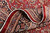 Mashad Red Hand Knotted 85 X 116  Area Rug 100-21440 Thumb 5