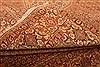 Bidjar Yellow Hand Knotted 82 X 114  Area Rug 100-21443 Thumb 8