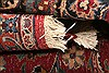 Mashad Red Hand Knotted 83 X 108  Area Rug 100-21448 Thumb 1