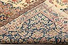 Kerman Yellow Hand Knotted 810 X 121  Area Rug 100-21449 Thumb 9