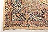 Kerman Yellow Hand Knotted 810 X 121  Area Rug 100-21449 Thumb 11