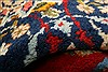 Isfahan Red Hand Knotted 83 X 118  Area Rug 100-21470 Thumb 3