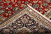 Isfahan Red Hand Knotted 83 X 118  Area Rug 100-21470 Thumb 19