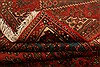 Maymeh Red Hand Knotted 82 X 118  Area Rug 100-21473 Thumb 4