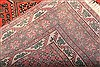 Yalameh Red Hand Knotted 82 X 116  Area Rug 100-21479 Thumb 17