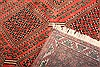 Yalameh Red Hand Knotted 82 X 116  Area Rug 100-21479 Thumb 16