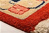 Serapi Red Hand Knotted 89 X 131  Area Rug 100-21485 Thumb 23