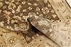 Chobi Grey Hand Knotted 70 X 96  Area Rug 250-21512 Thumb 4