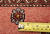 Rudbar Brown Runner Hand Knotted 25 X 61  Area Rug 100-21566 Thumb 14